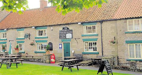 The Royal Oak, Gillamoor, whose owner says he hopes to re-open The Plough, Fadmoor