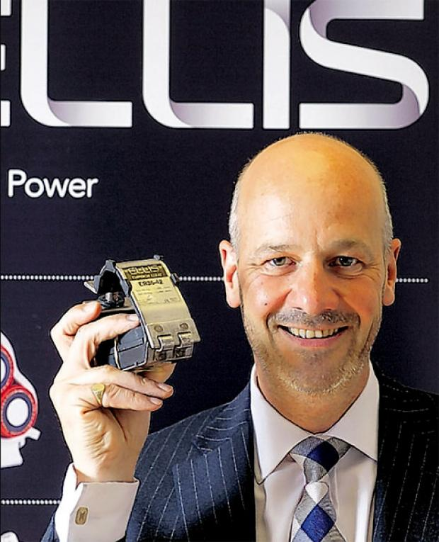 Richard Shaw, MD of Ellis, Rillington, who will be at Opportunity Knocks