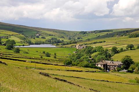Gazette & Herald: There are many reservoirs in the Pennines, none more stimulating than the Ponden Reservoir