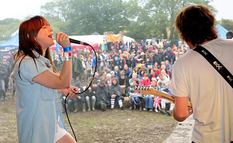 The Galtres Festival is set to move from its base at Crayke, near Easingwold