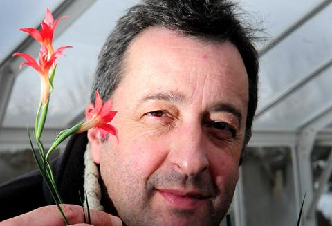 Ian Roger of R V Roger Ltd, Pickering, which will host the Ryedale Rose Festival this summer