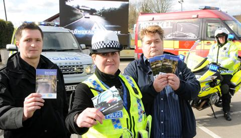 North Yorkshire bike safety scheme launched