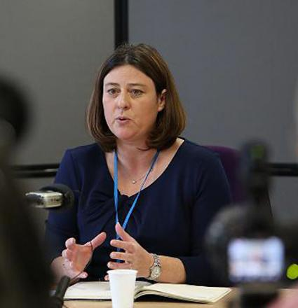Julia Mulligan, Police and Crime Commissioner for North Yorkshire