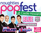 Noughties Popfest at Castle Howard