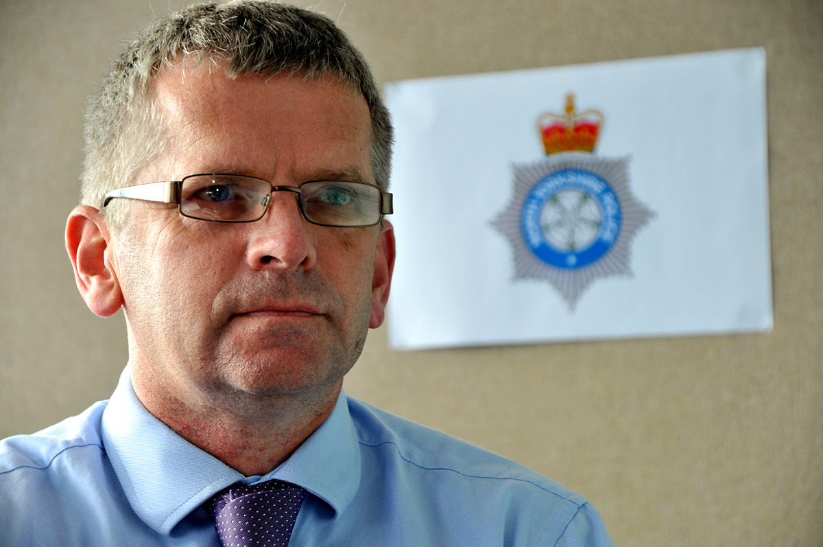 Det Chief Insp Steve Smith, of North Yorkshire Police's                organised crime unit