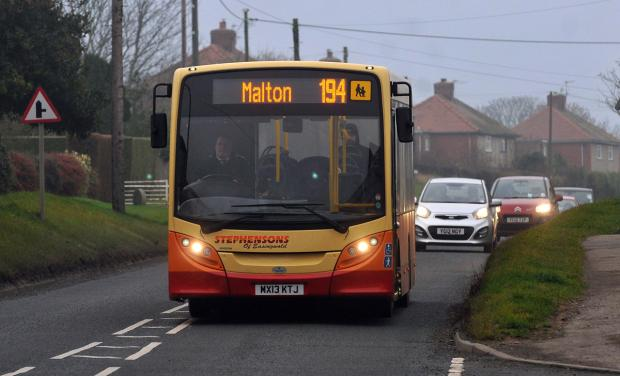 North Yorkshire bus subsidy cuts may be almost double than originally planned