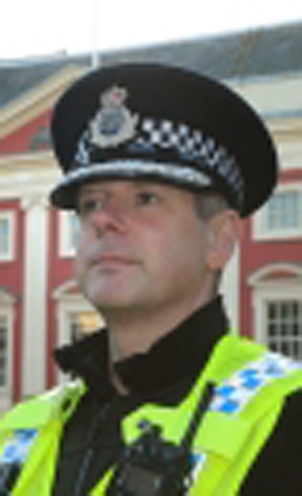 Assistant Chief Constable Ken McIntosh