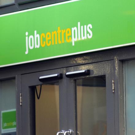 York jobless rate at eight-year low
