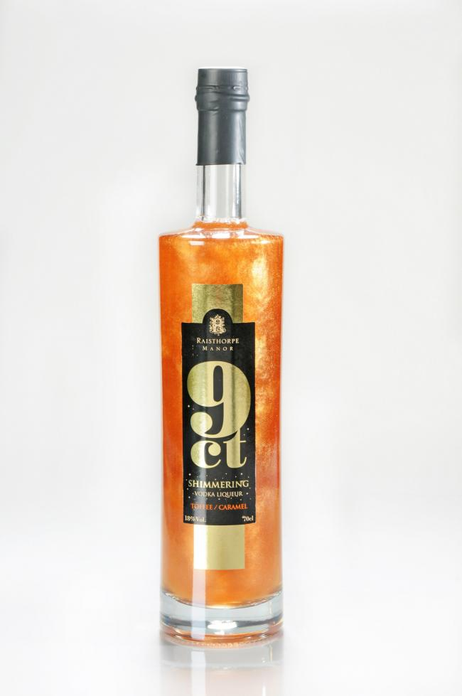 Vodka from Raisthorpe Manor Fine Foods