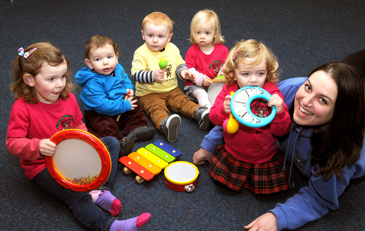 Kate Smith is running a competition for a name for her Little Monkey's music class