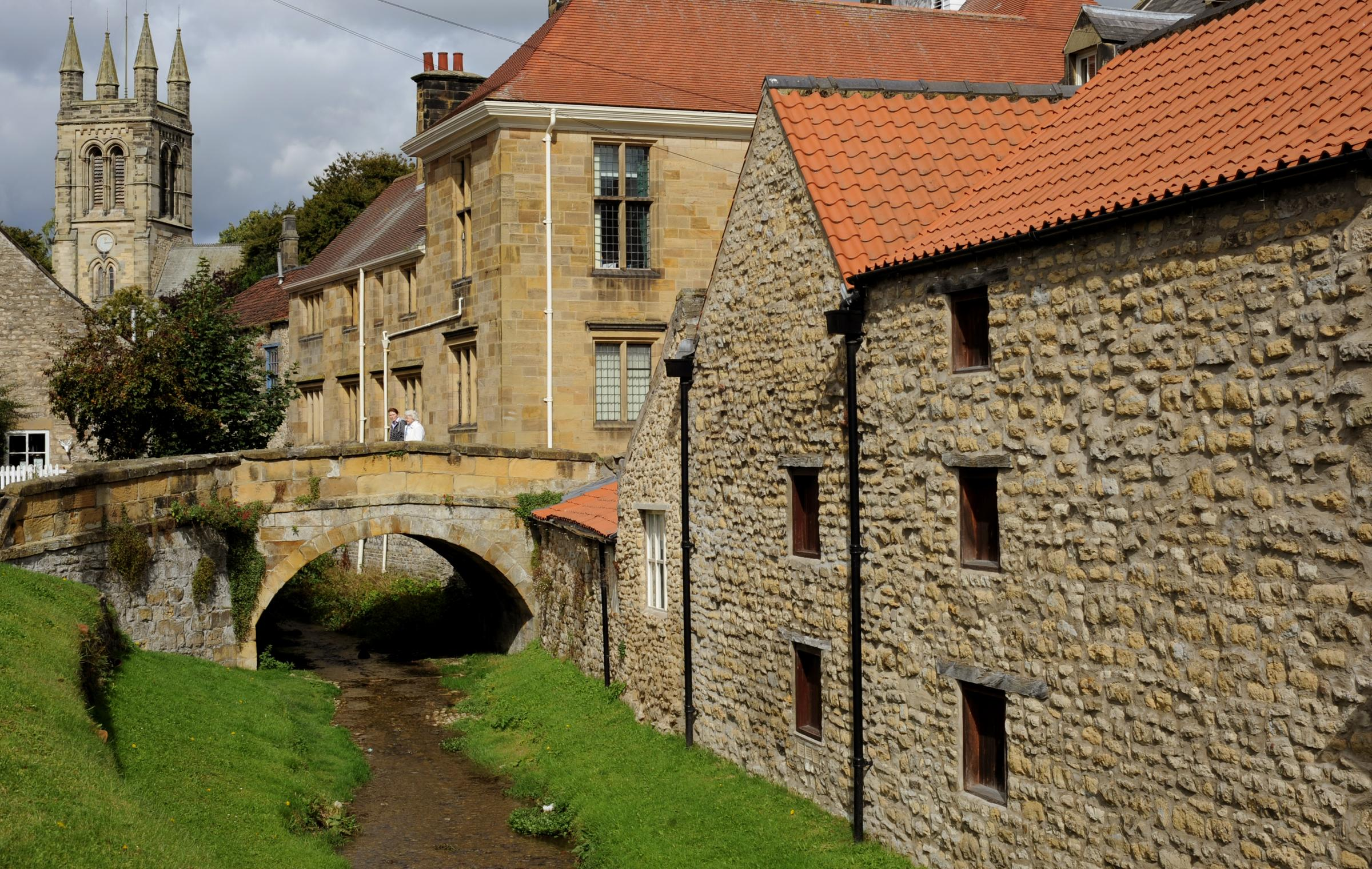 A view of Helmsley