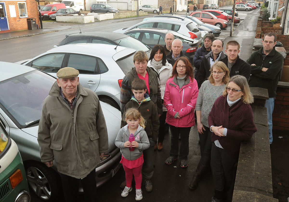 Demand for answers over Norton parking problem