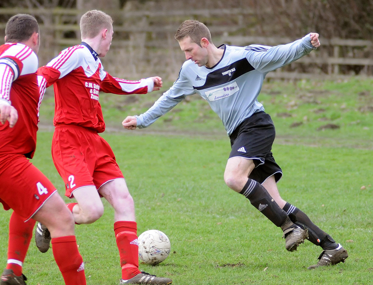 Thornton-le-Dale shock sets up Hospital Cup final with Union Rovers