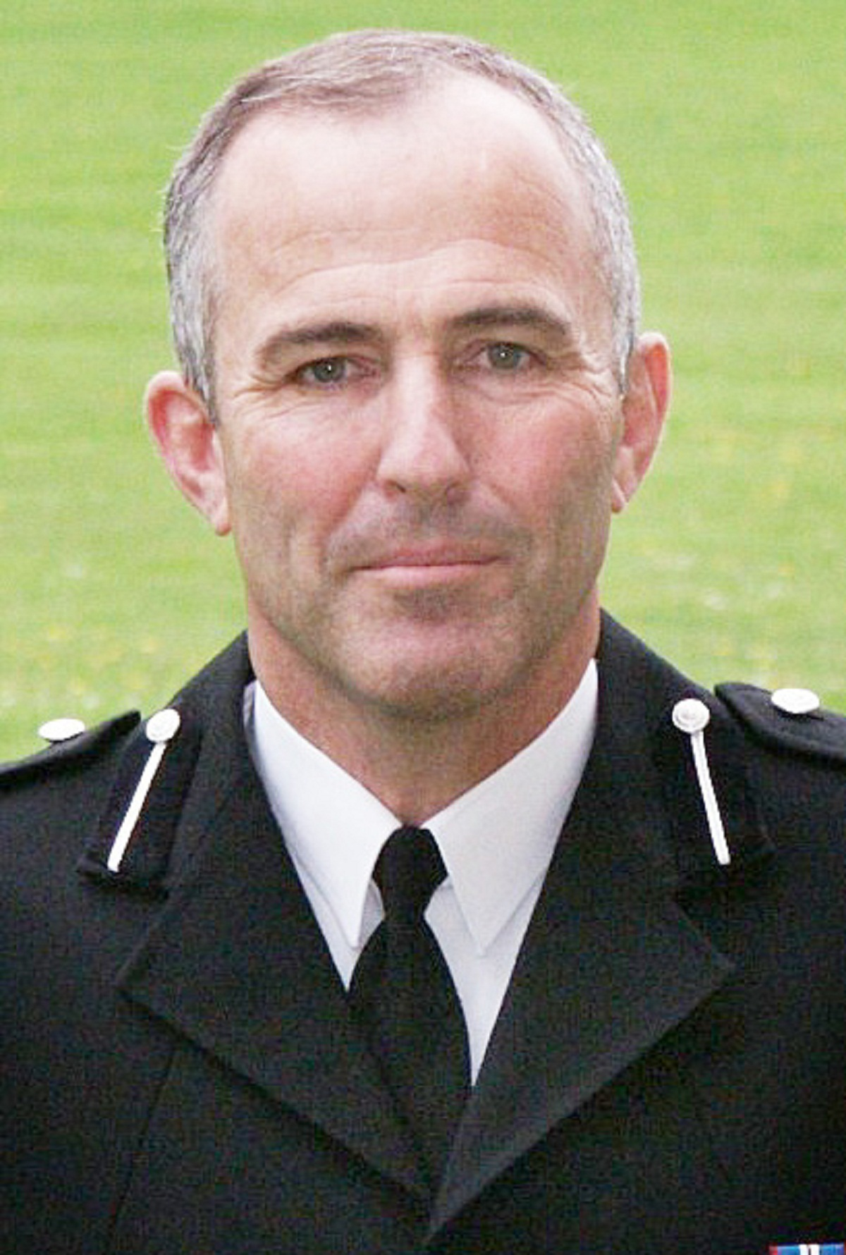 Deputy Chief Constable Tim Madgwick