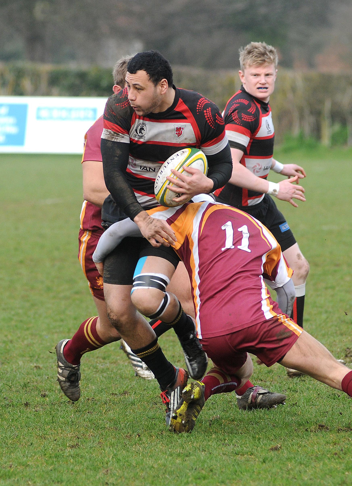 Malton & Norton RUFC gripped by threat of relegation