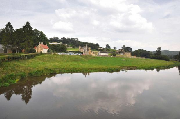 Gazette & Herald: The ruins of Kirkham Priory rest on the bank of the River Derwent