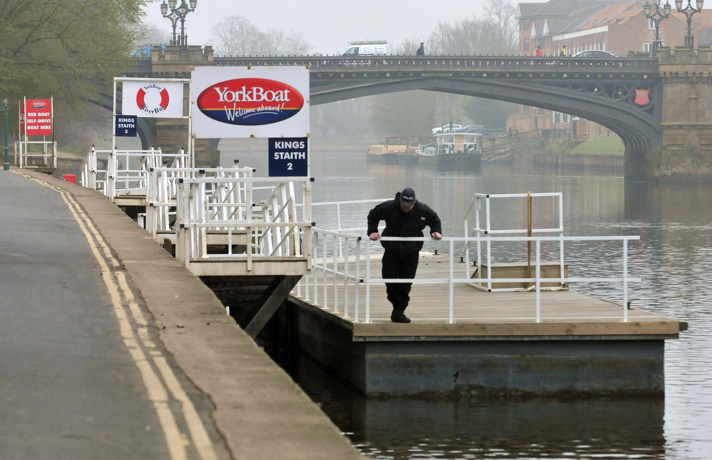 Missing teenager thought to have been trying to swim across River Ouse
