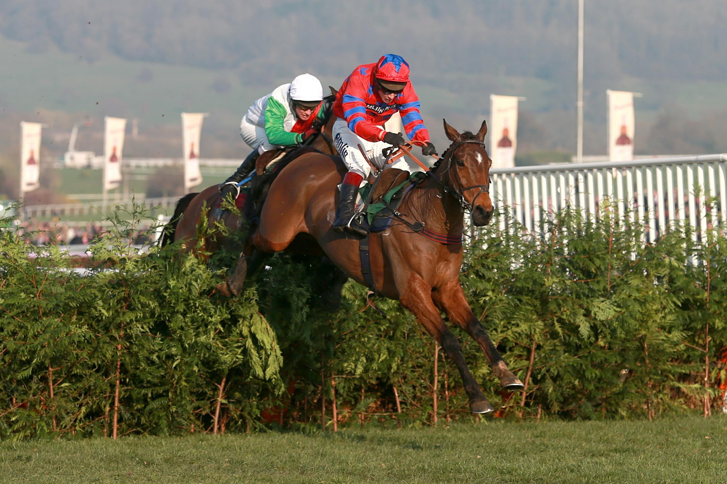 Balthazar King is fancied to win the Grand National at Aintree today