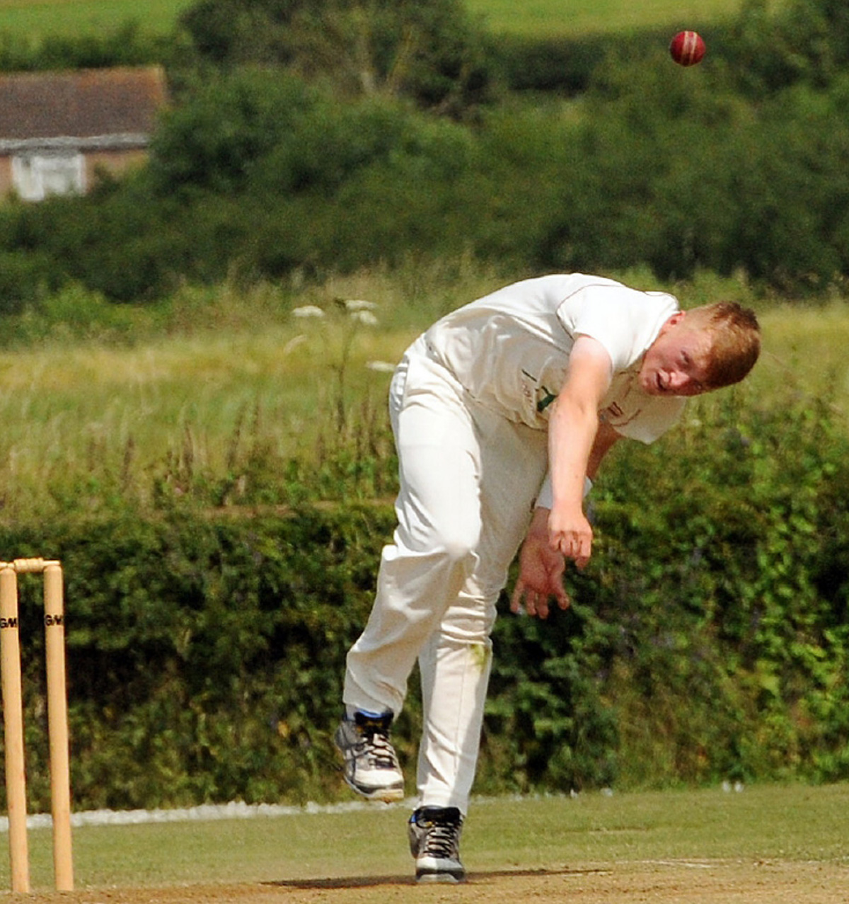 Sheriff Hutton Bridge will be hoping to be able to call on  up-and-coming  young bowler Eddie Barnes as they look to emulate last season's second place finish in the  Hunters York & District Senior  Cricket League premier division