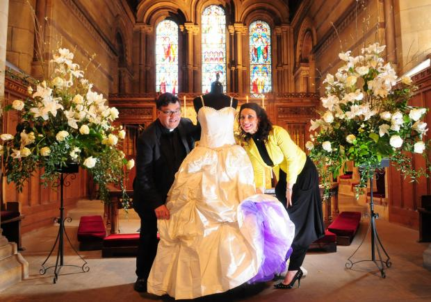 Gazette & Herald: The Reverend Tim Robinson and Lizzie Rohan