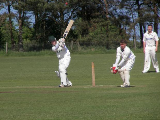 Alex Carrie, who could again be a key man for Heslerton as they look to retain their Readers Scarborough Beckett League crown