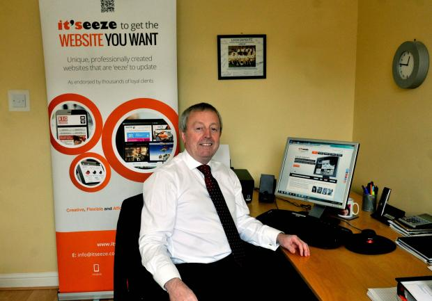 Rob Davies who is offering a web design service at Malton.