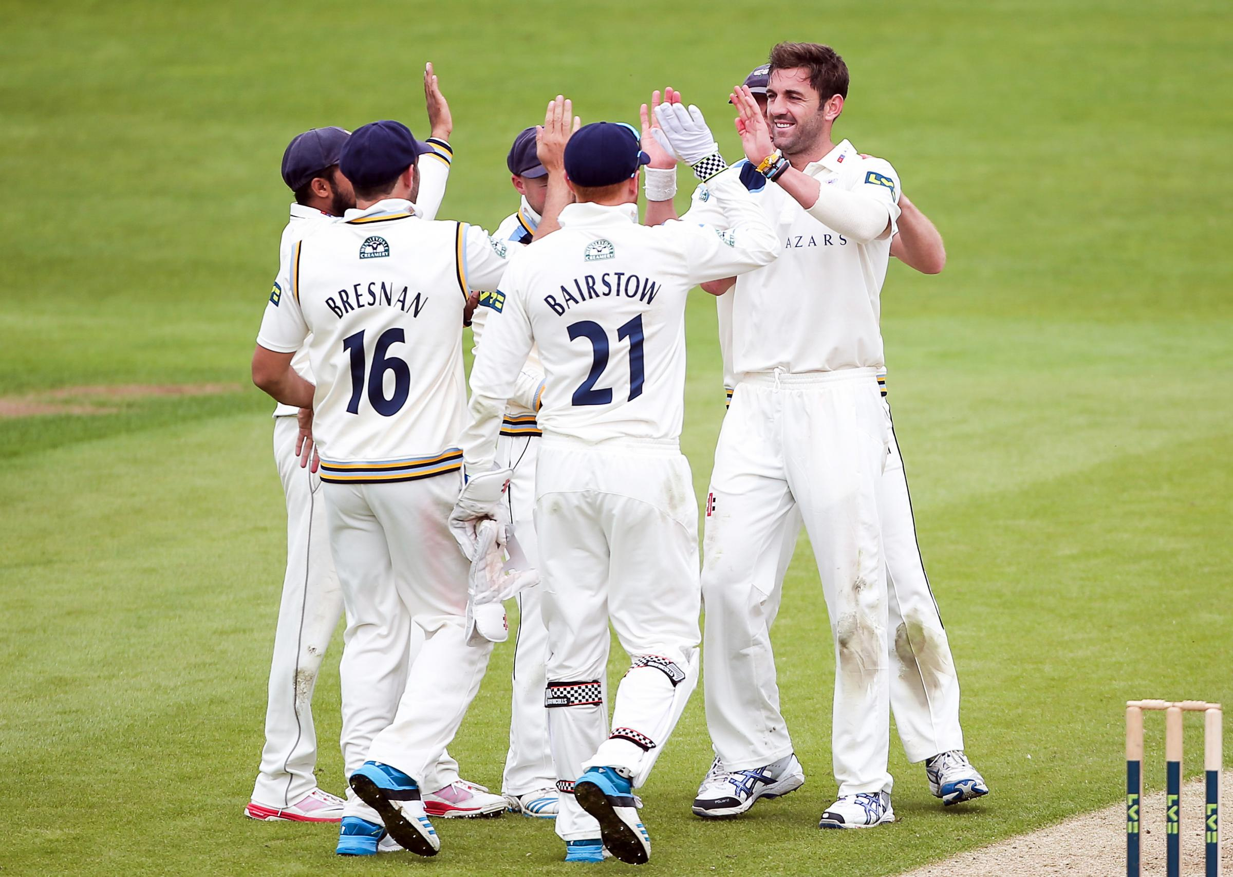 Yorkshire's Liam Plunkett is back in the England Test squadPicture: Alex Whitehead/swpix.com