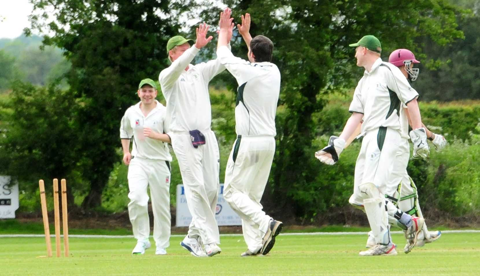 Senior Cricket League: Dunnington knocked out of Premier Cup