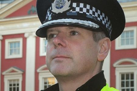Temporary Assistant Chief Constable McIntosh