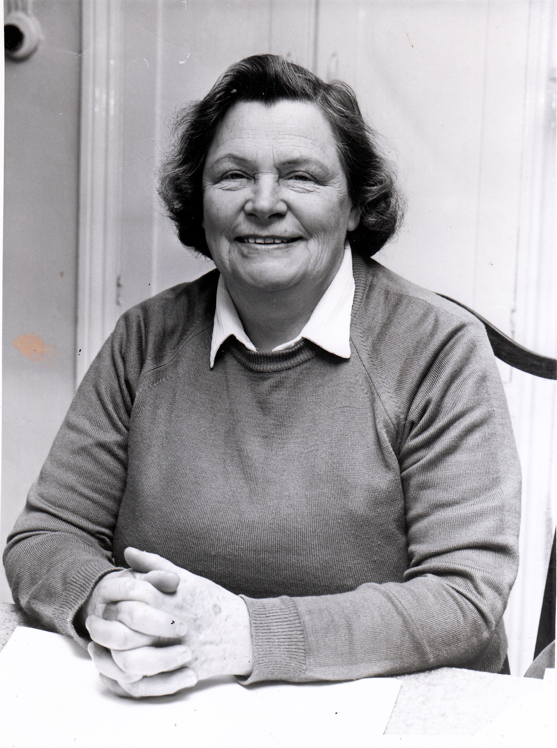 Former Norton mayor Margaret Taylor
