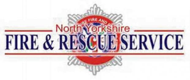 Woman cut free from crashed car in North Yorkshire