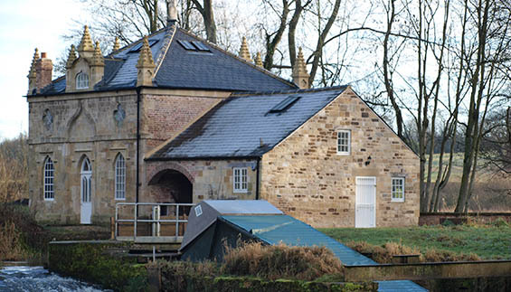 Howsham Mill in bid for heritage award