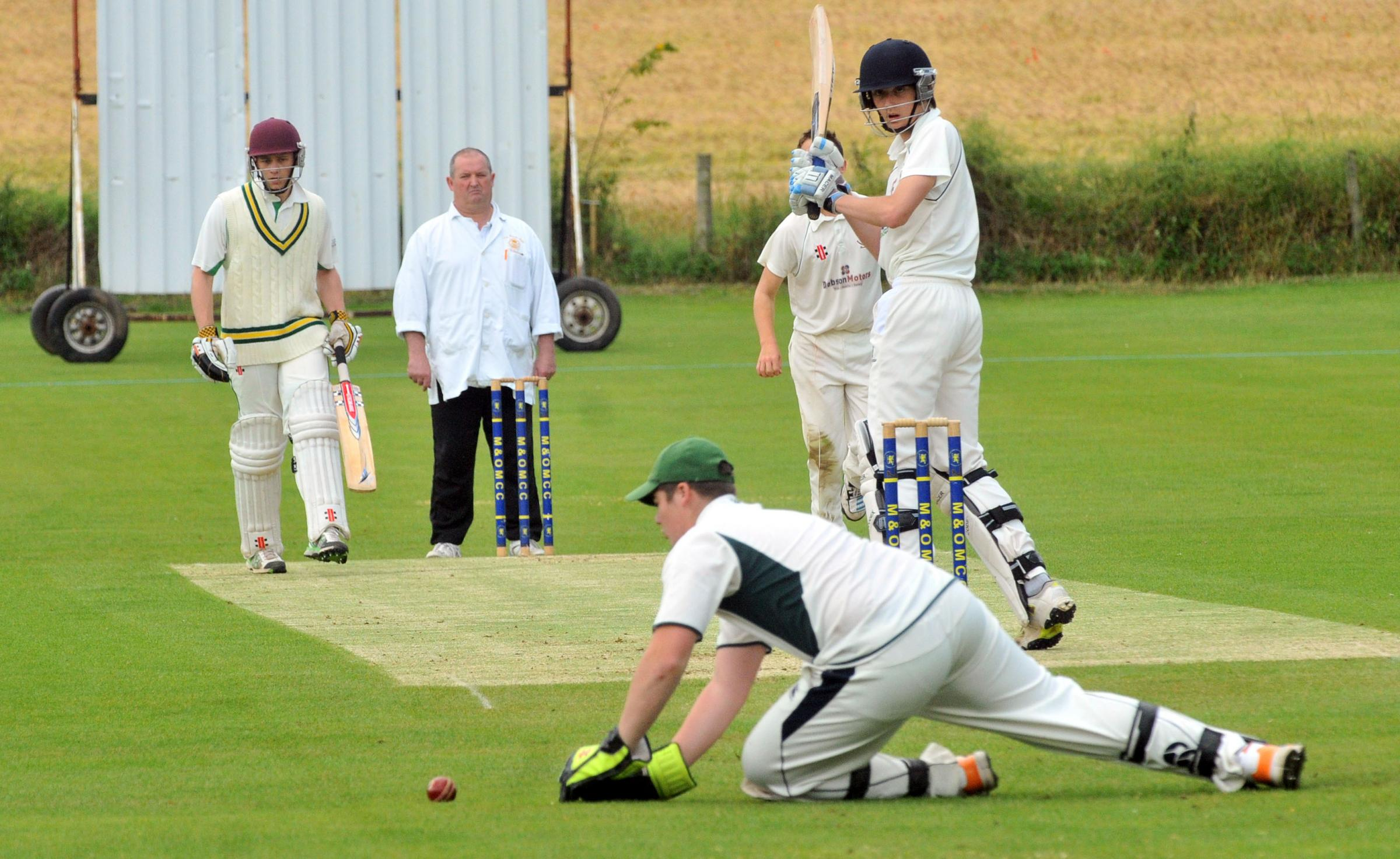 Senior Cricket League: Drax off the mark with Londesborough Park win