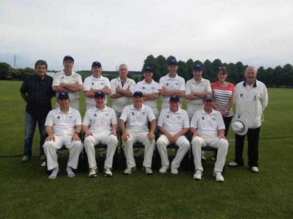 Yorkshire Over- 50s squad
