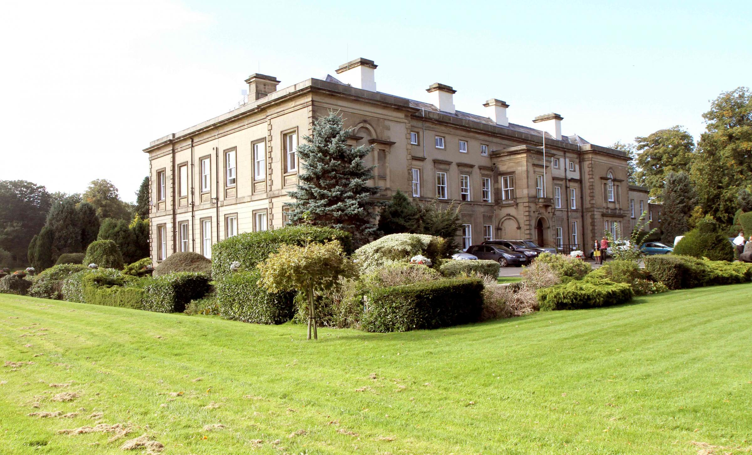 Plans to move the North Yorkshire Police HQ from Newby Wiske have been abandoned