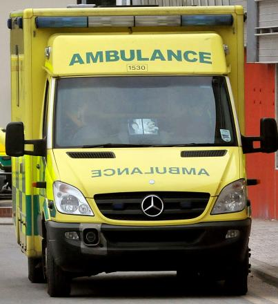 Ambulance staff in two-day strike