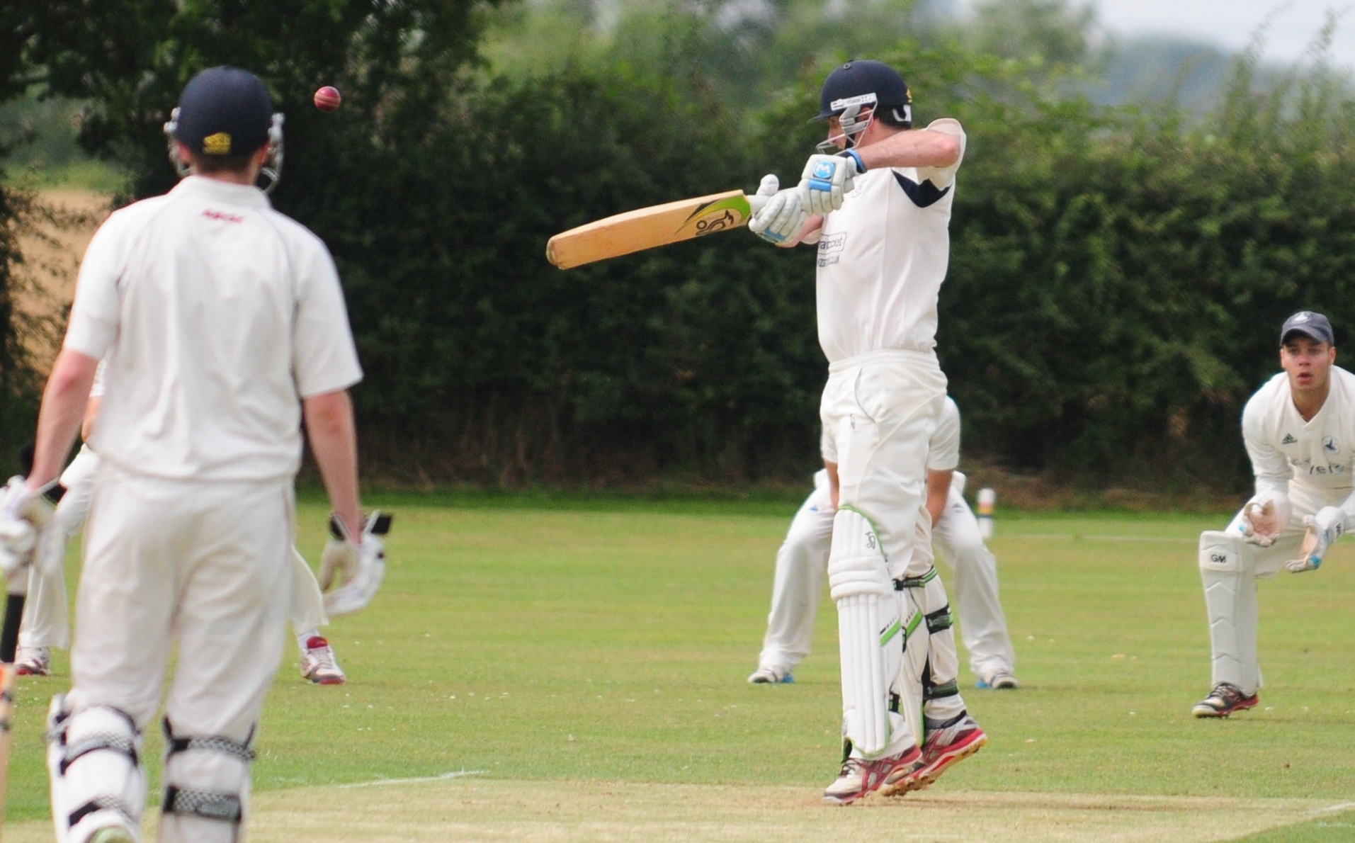 Senior Cricket League: Easingwold up to second following Beverley victory