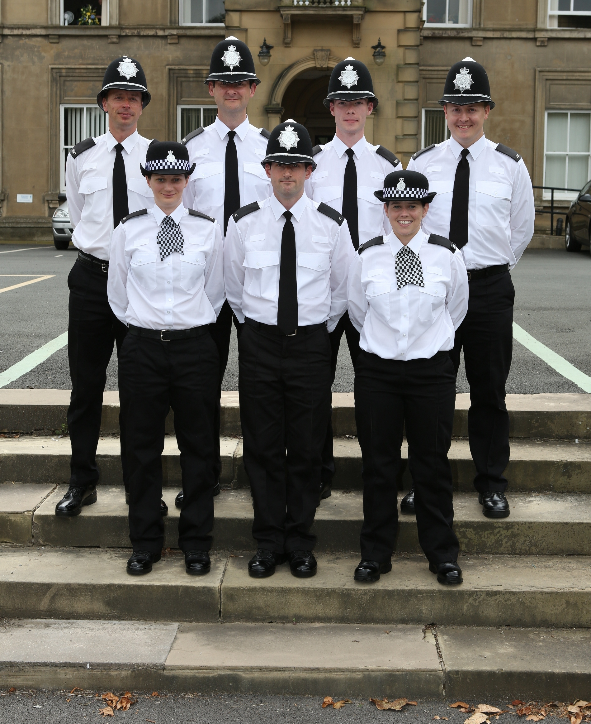 North Yorkshire Police bucks trend with 28 new recruits