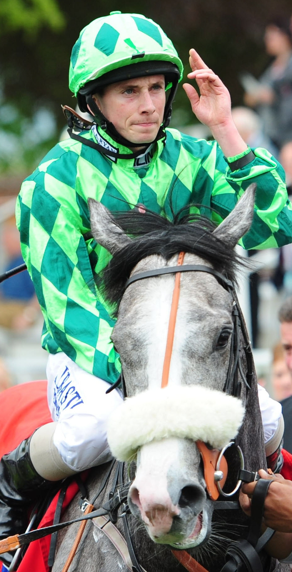 Ryan Moore on The Grey Gatsby