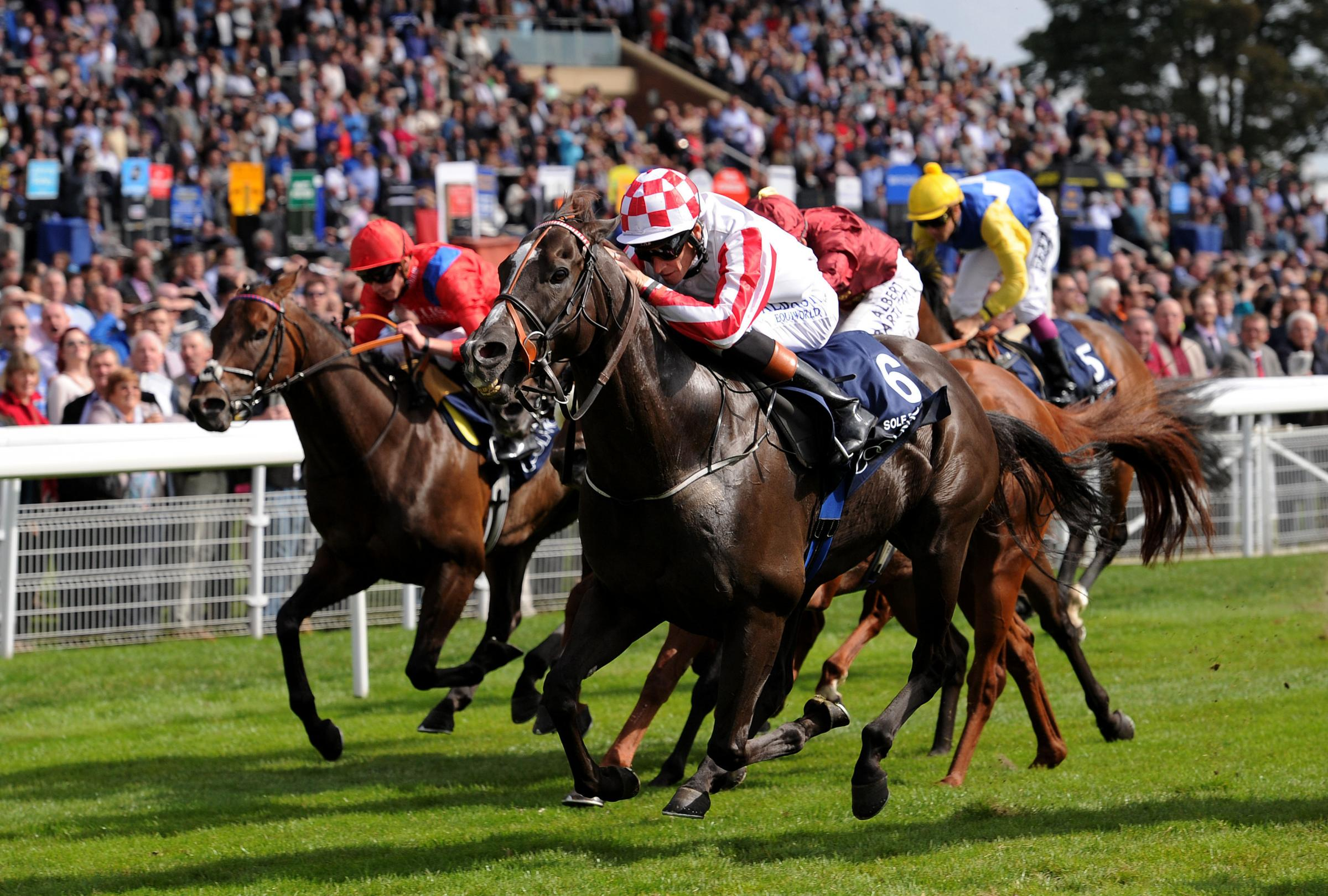 Sole Power grabs Coolmore Nunthorpe glory on Knavesmire