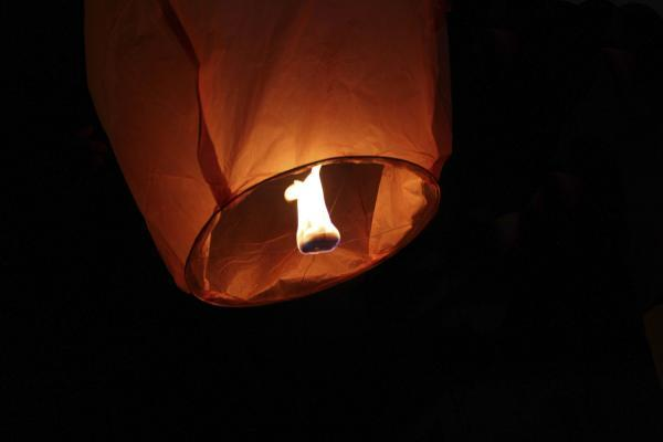 New call for national ban on sky lanterns