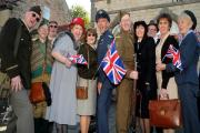 Last year's Pickering Wartime Weekend