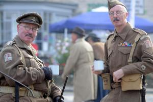Wartime Weekend gets the thumbs up