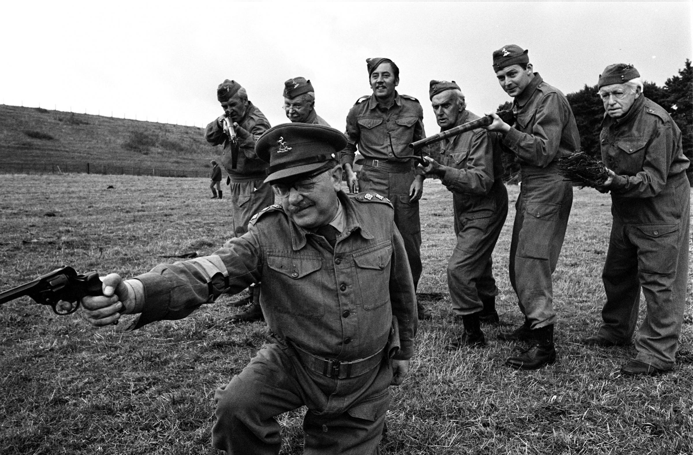 Dads Army Filming Locations Role in Dad's Army Film
