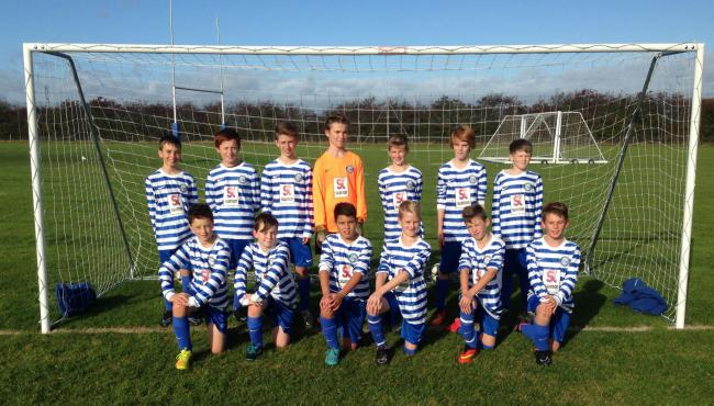 Brooklyn Under-12s have a new kit sponsor for this season in Swinton Technology.