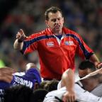Gazette & Herald: Two men found guilty of abusing referee Nigel Owens, pictured, have been given two-year Twickenham bans