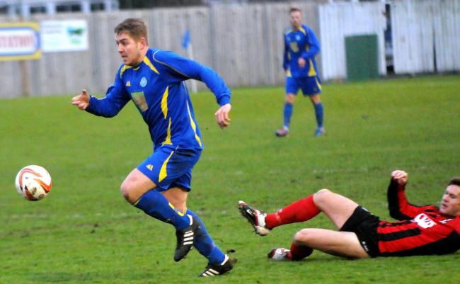 Updated Striker Billy Logan Returns To Pickering Town Ahead Of Fa