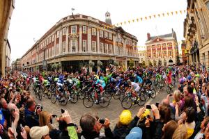 Tour de Yorkshire timings and locations revealed
