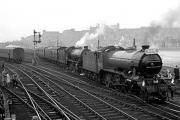 It is 50 years since the last steam locomotives travelled south from Whitby