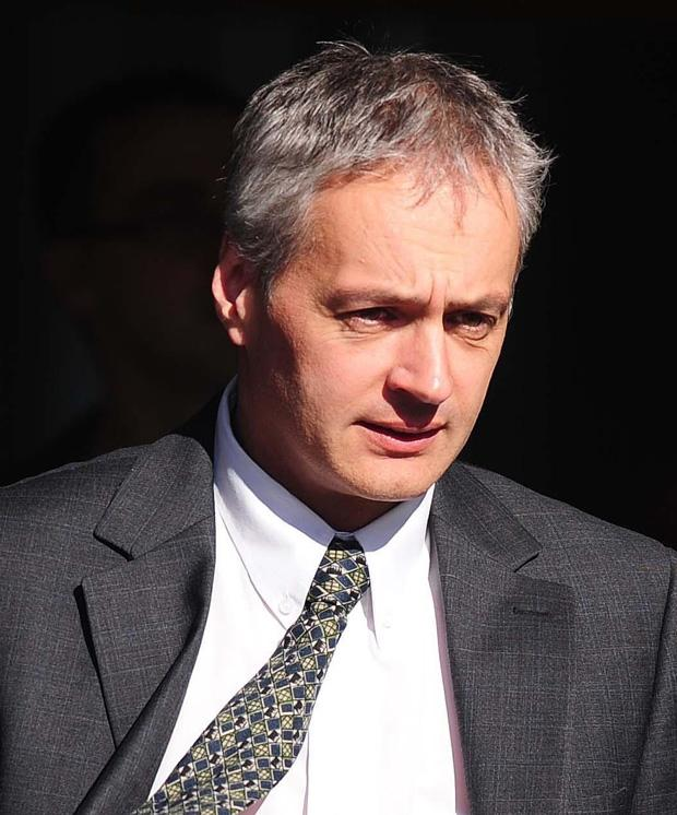 Robin Garbutt was convicted of killing his wife, Diana